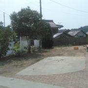 香川県 三豊市S様邸 リフォーム 外構 着工前